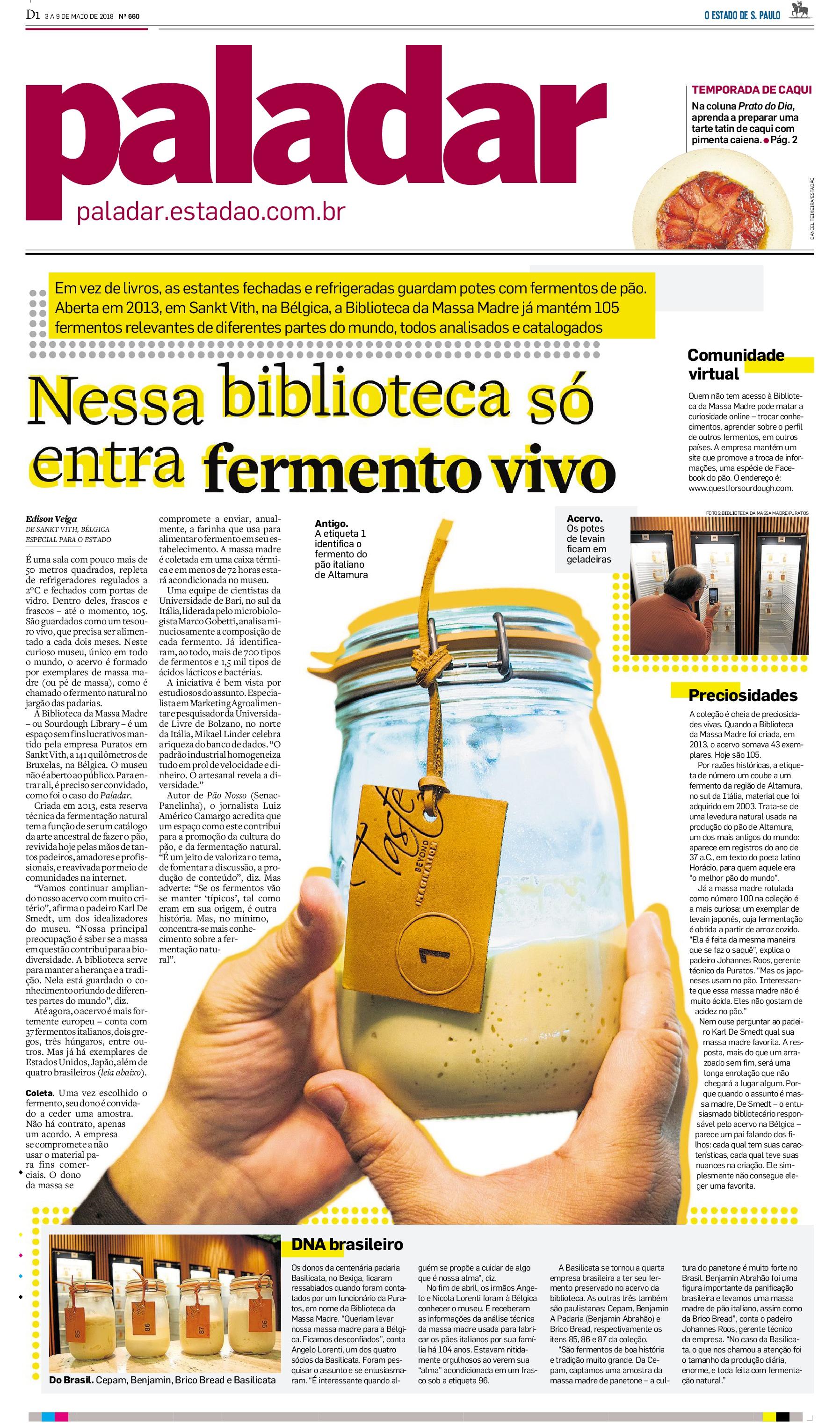 jornal—O-Estado-de-S-Paulo—03-de-maio-de-2018—Puratos-002